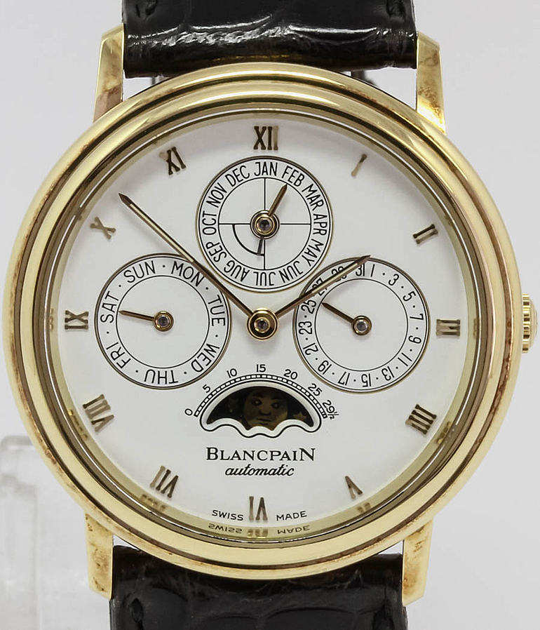 BLANCPAIN Ref. 5495 - 1418