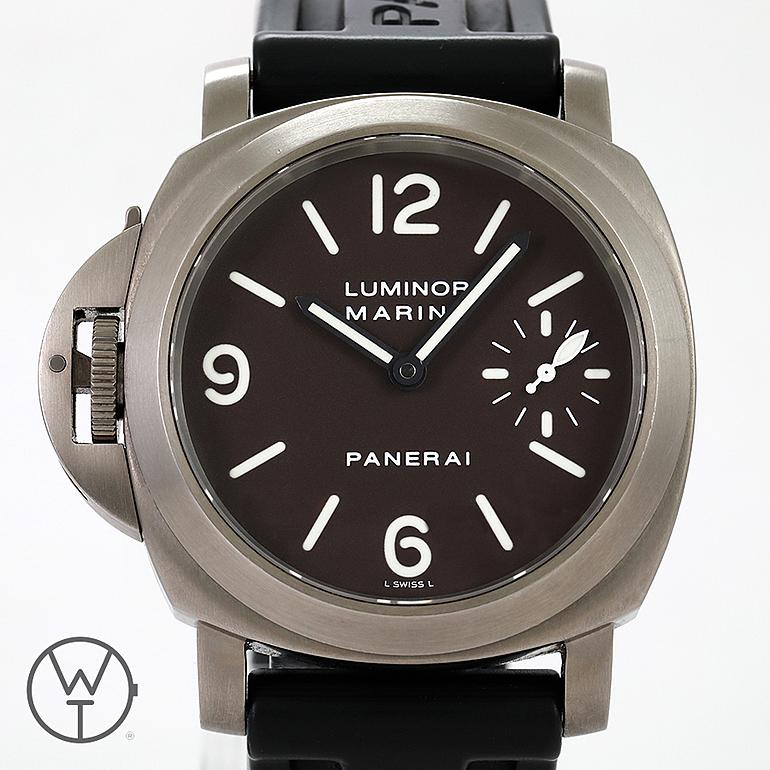 PANERAI Luminor Ref. PAM 056