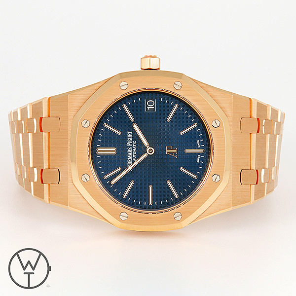 AUDEMARS PIGUET Royal Oak Ref. 15202OR.OO.1240OR.01