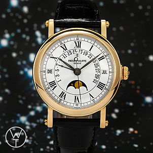 PATEK PHILIPPE Grand Complications Ref. 5059j-011