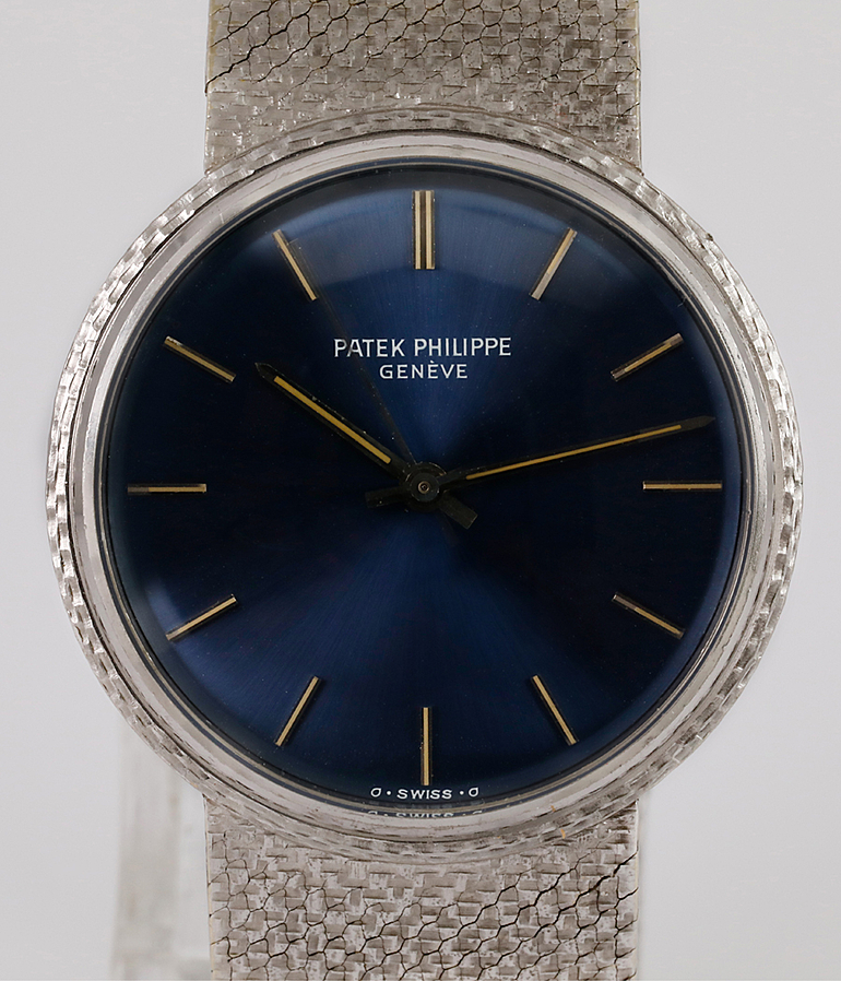 Patek Philippe Backwinder RefId 3569 Jahr ca. 1980 Herrenuhren, Vintage | Meertz World of Time