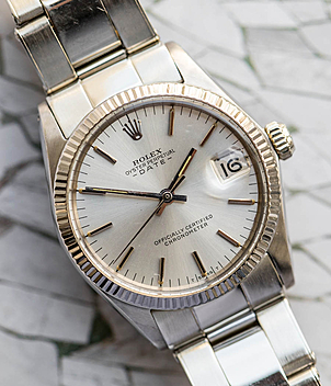 Rolex Vintage Datejust Ref. 6627 Jahr 1967 Herrenuhren | Meertz World of Time