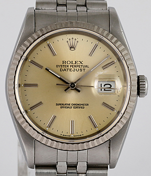 Rolex Datejust Ref. 16234 Jahr 1994 Herrenuhren, Damenuhren | Meertz World of Time