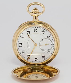 Lange & Söhne Taschenuhr | Meertz World of Time
