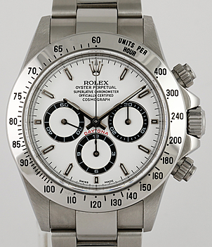 Rolex Daytona Cosmograph Ref. 16520 Jahr 2000 Herrenuhren | Meertz World of Time
