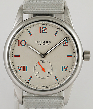 Nomos Club Ref. 735 Club Jahr 2018 Herrenuhren, Damenuhren | Meertz World of Time