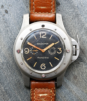 Panerai Radiomir  Ref. GPF 2/56 year 1956 Gents Watches, Vintage | Meertz World of Time