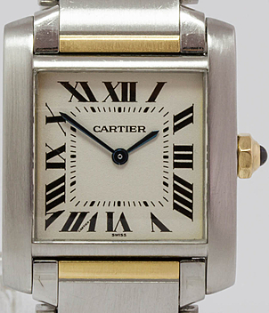Cartier Tank Française 2301 | Meertz World of Time
