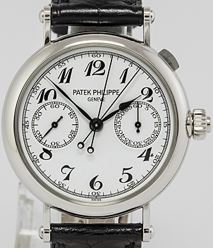 Patek Philippe Grand Complications  Ref. 5959P-001 Jahr 2008 Herrenuhren | Meertz World of Time