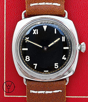 Panerai Radiomir  Ref. 3646 year 1944 Gents Watches, Vintage | Meertz World of Time