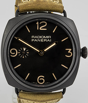 Panerai Radiomir  Ref. PAM 504 year 2014 Gents Watches | Meertz World of Time