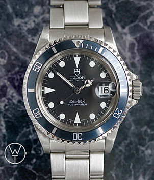 Tudor Submariner Ref. 79090 year 1988 Gents Watches | Meertz World of Time