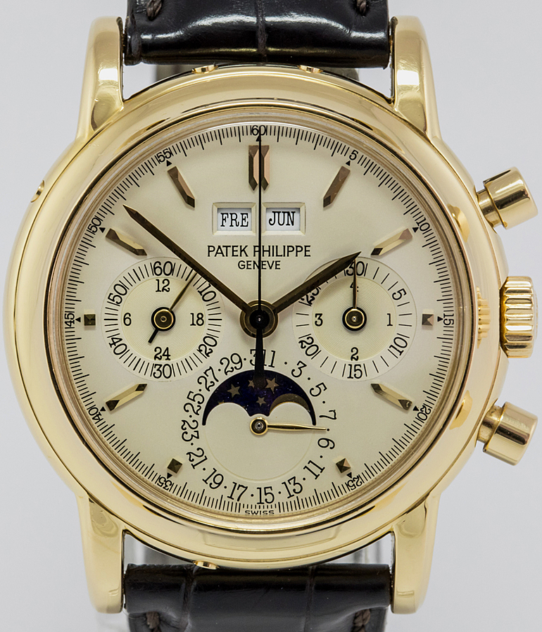 Patek Philippe Grand Complications  RefId 3970E Jahr 1993 Herrenuhren | Meertz World of Time