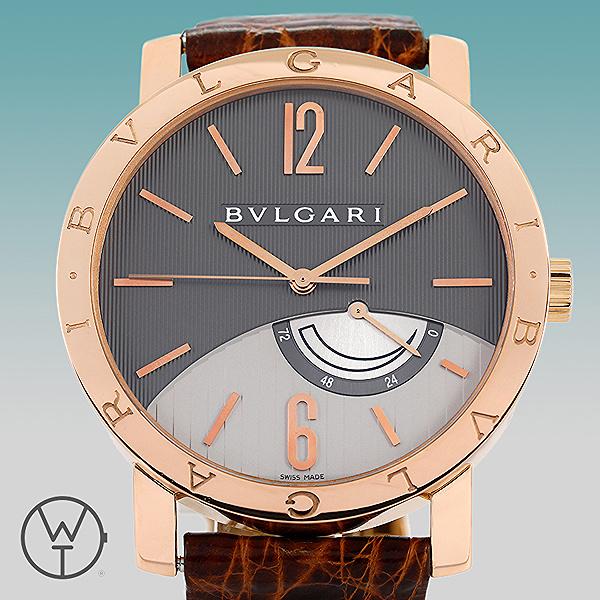 BVLGARI Ref. BB P 41 GL