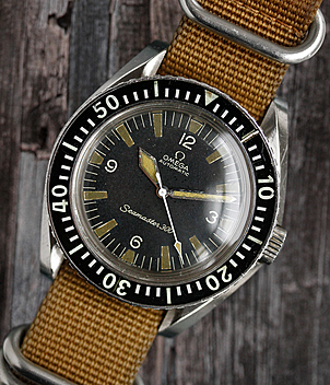 Omega Seamaster Ref. 165.024 year 1968 Gents Watches, Vintage | Meertz World of Time