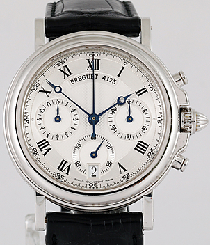 Breguet Ref. 3460 year 2000 Gents Watches | Meertz World of Time