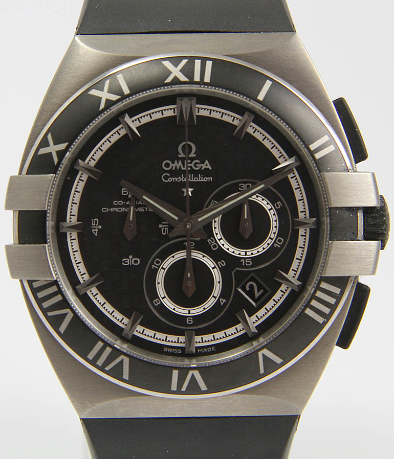 Omega Constellation RefId 1219 2415 year 2012 Gents Watches | Meertz World of Time