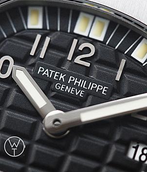 PATEK PHILIPPE Aquanaut Ref. 4960/1A-001