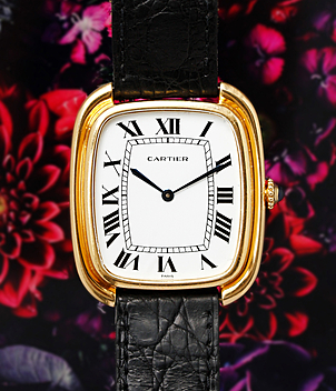Cartier Gondole year 1975 Gents Watches, Ladies Watches | Meertz World of Time