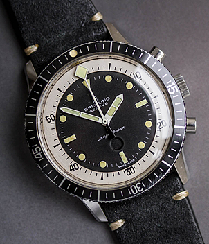 Breitling Superocean Ref. 2005 year 1965 Gents Watches, Vintage | Meertz World of Time