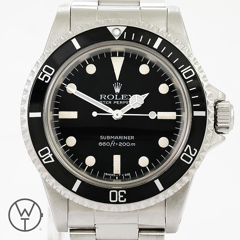 ROLEX Submariner Ref. 5514 Comex