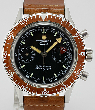 Wittnauer Ref. 7004B Jahr 1968 Herrenuhren, Vintage | Meertz World of Time