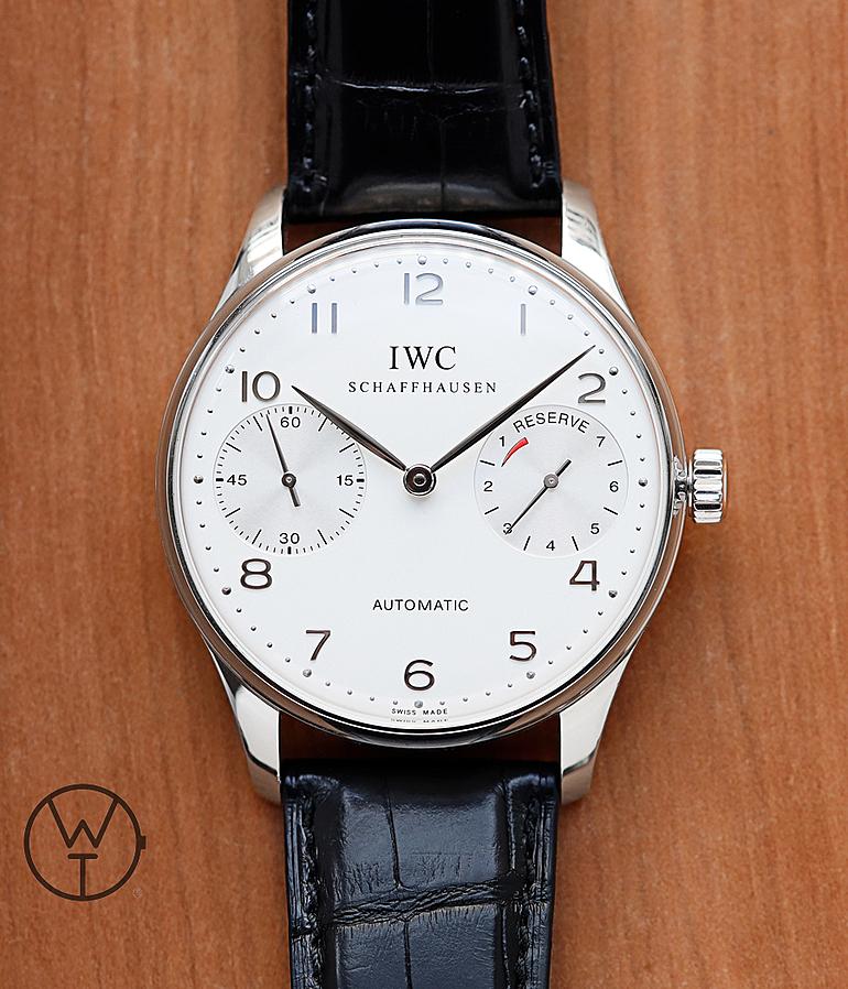 IWC Portugieser Ref. IW5000-03