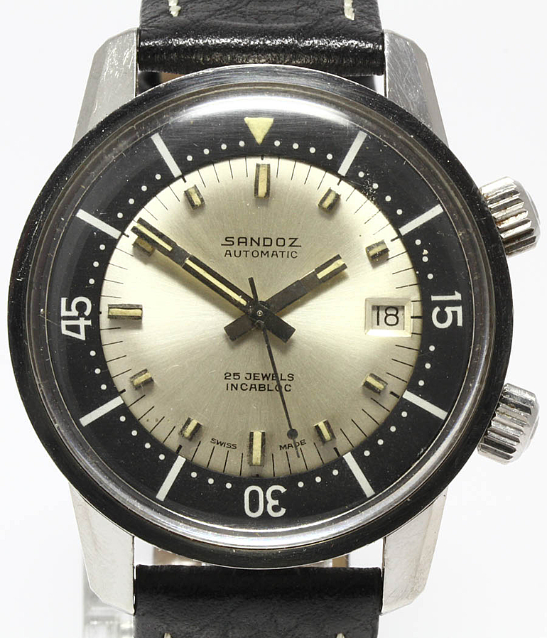 Sandoz year 1966 Gents Watches, Vintage | Meertz World of Time