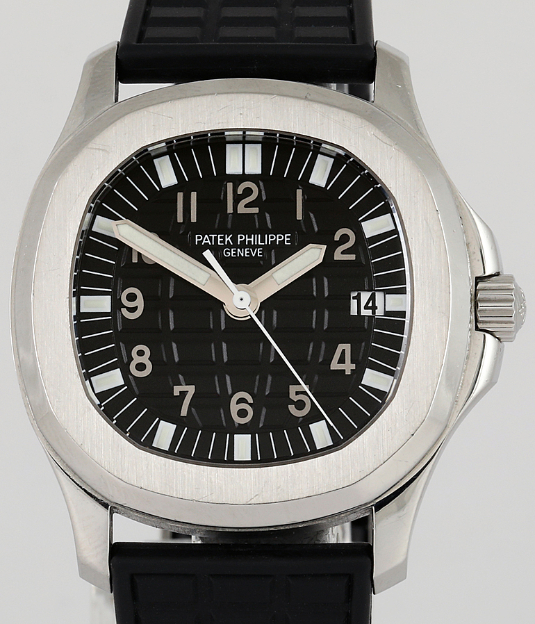 Patek Philippe Aquanaut RefId 5064A-001 year 2005 Gents Watches, Ladies Watches | Meertz World of Time