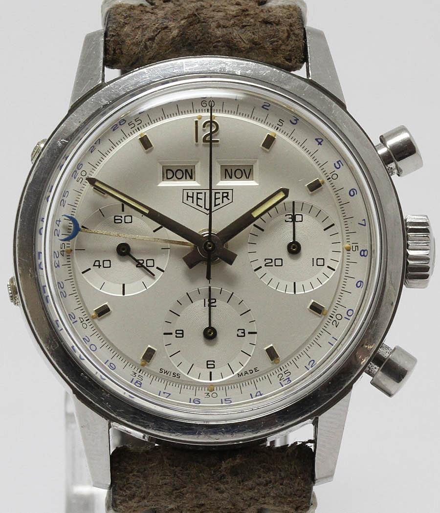 HEUER Carrera Ref. 2547S Jahr 1965