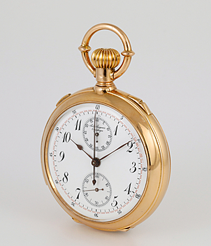 Jules Jürgensen year 1904 Pocket-Watches, Gents Watches | Meertz World of Time