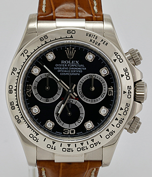Rolex Daytona Cosmograph Ref. 116519 year 2011 Gents Watches | Meertz World of Time