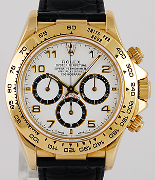 Rolex Daytona Cosmograph Ref. 16518 Jahr 1994 Herrenuhren | Meertz World of Time