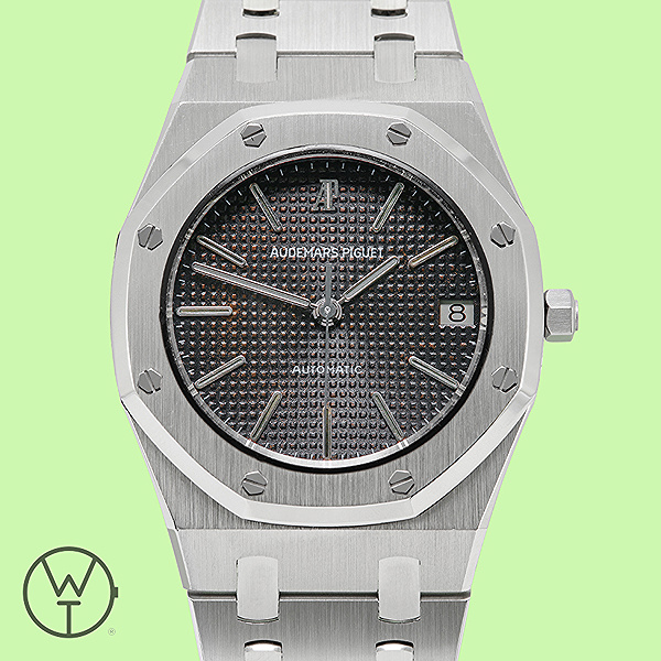 AUDEMARS PIGUET Royal Oak Ref. 4100ST