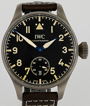 IWC Aviator watch Ref. IW510301 year 2017 Gents Watches | Meertz World of Time