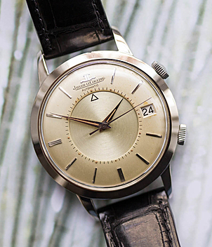 Jaeger LeCoultre Memovox | Meertz World of Time