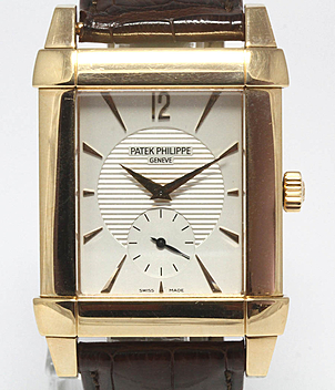 Patek Philippe Gondolo Ref. 5111R-001 year 2005 Gents Watches, Ladies Watches | Meertz World of Time