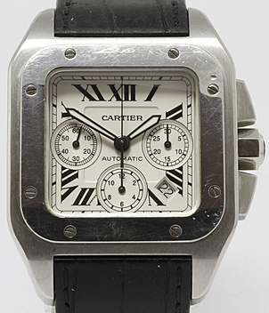 Cartier Santos 100 | Meertz World of Time
