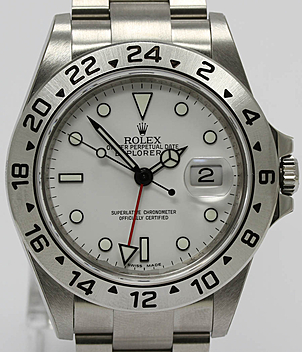 Rolex Explorer 16570 | Meertz World of Time
