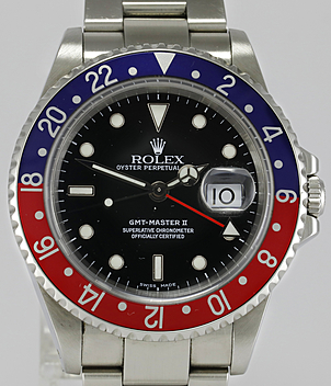 Rolex GMT Ref. 16710 Jahr 2001 Herrenuhren | Meertz World of Time