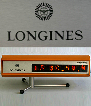 Longines Jahr 1966 Pendulen | Meertz World of Time