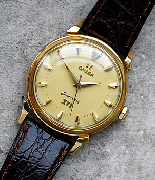 Omega Seamaster Ref. 2850 SC year 1956 Gents Watches, Vintage | Meertz World of Time