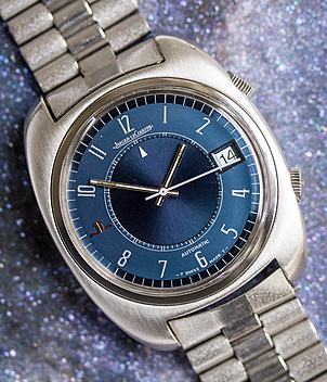 Jaeger LeCoultre Memovox year 1970 Gents Watches, Vintage | Meertz World of Time