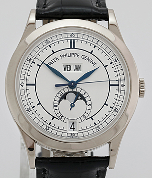Patek Philippe Calatrava Ref. 5396 G Jahr 2008 Herrenuhren | Meertz World of Time