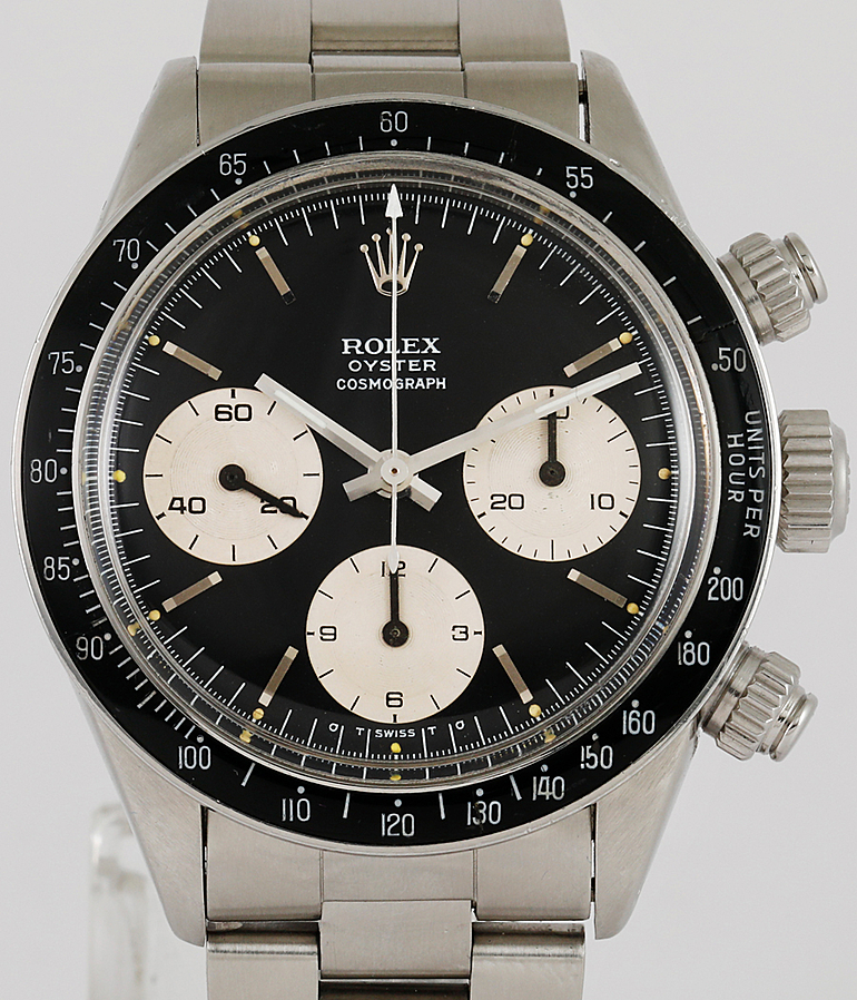 Rolex Vintage Daytona Cosmograph RefId 6263 Jahr 1975 Herrenuhren | Meertz World of Time