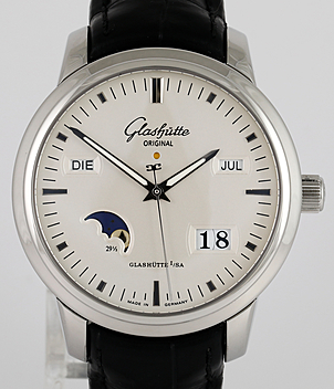 Glashütte Original Senator Ref. 10002130204 Jahr 2010 Herrenuhren | Meertz World of Time