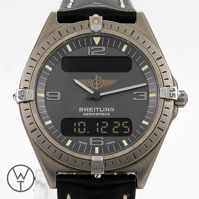 BREITLING Aerospace Ref. E56061