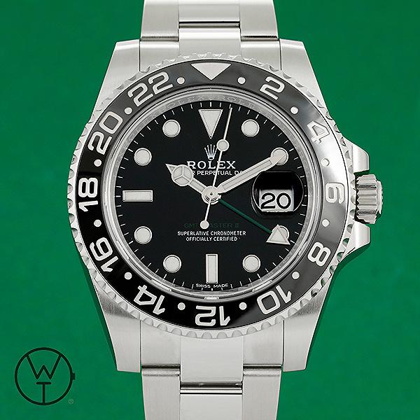 ROLEX GMT Ref. 116710LN