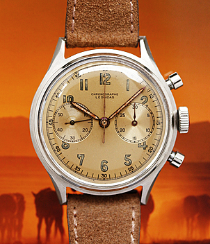 Leonidas year ca. 1960 Gents Watches, Vintage | Meertz World of Time