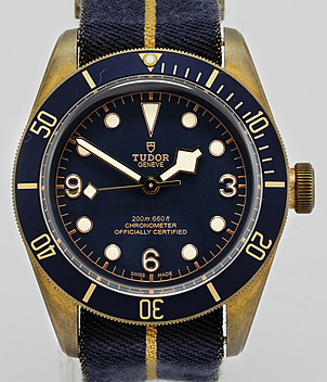 Tudor Black Bay Ref. 79250BB year 2017 Gents Watches | Meertz World of Time